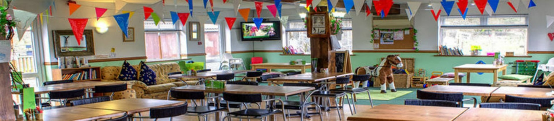 The Green Frog Cafe at Moffat