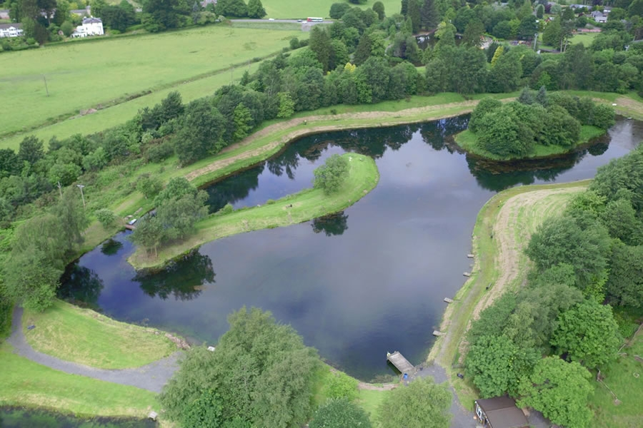 Fantastic fishing opportunities at Moffat
